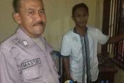 Kades Tangsil Kulon Diciduk Polisi