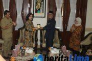 Wakil Bupati Bondowoso Temui Peserta Diklat PIM II