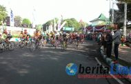 Ratusan Peserta Tampil Dalam Balap Sepeda Road to Ijen 2017