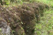 Ditemukan Situs Purbakala Berupa Kolam Pemandian di Tajinan