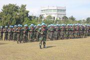 Letkol Czi Chotman J.A. Pimpin Satgas Kizi TNI Konga XXXVII-D/Minusca