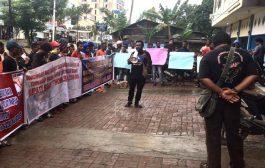 FPKB :  Bupati Biak Tersangka Penegak Hukum Lambat Memproses