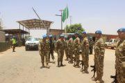 Jenderal Pakistan Kunjungi Markas Indobatt-03 di Sudan