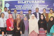 Universitas Ichsan Gorontalo Rintis Kerjasama UM Gorontalo