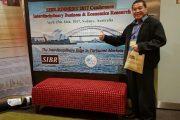 Dr Ilyas Lamuda, MM Presentasi  Makalah  di Sydney Australia