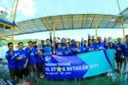 Inilah Asyiknya Jualan Pulsa XL, Diajak Jalan-Jalan Ke Bali