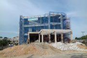 Pembangunan RSUD Depati Hamzah Pangkalpinang Capai 60 Persen