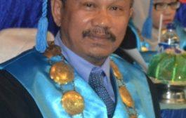 Dr Rajindra Rum, SE, MM Rektor Baru Unismuh Palu 2017-2021