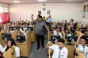 Gus Ipul Optimis Pelaksanakan UNBK 2017 Berjalan Sukses