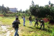 Menjaga Kelestarian Alam Koramil 04 dan Mahasiswa Tanam Pohon