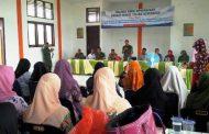 Kodim 0114/Aceh Jaya Sosialisasi KB-Kes Kepada Masyarakat