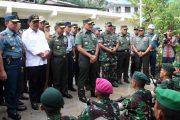 Panglima TNI Cek Langsung Pelanggaran Kedaulatan Negara di Wilayah Anambas dan Natuna
