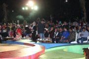 Among Tani Spectacular Show Digelar
