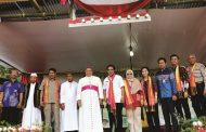 Kerjasama UNDP, Bank NTT dan KLHK Bangun PLTMH di Manggarai Timur