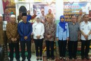 Walikota Bersama Wawako Palembang Resmikan Rumah Al.Qur'an Dan Panti Asuhan Nurul Huda