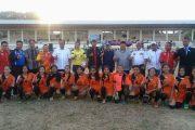 Turnamen Sepakbola Wanita Perebutkan Piala Wawako Palembang