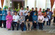 Kelurahan Talang Kelapa Siap Menangkan Lomba Kelurahan Tingkat Kota Palembang 2017