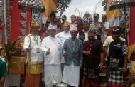 Upacara Karya Agung Panca Wali Krama Putra Agung Sriwijaya