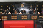 Sidang Paripurna DPRD Palembang Dalam Agenda LKPJ Walikota Palembang