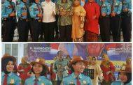 Meriahkan Hari Kartini, Ibu Pejabat Kota Palembang Ikuti Lomba Kebaya Kartini