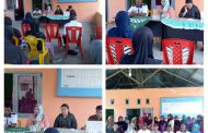 Masyarakat Desa Tuada Sambut Baik Agenda Reses Anggota DPRD Malut