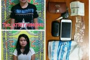 Dua Cewek Pengendara Susuki Ertiga Ditangkap Bawa 2,38 Gram Sabu