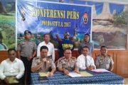 Ditpolair Polda NTT Mengamankan Kapal Pengangkut Ikan Tanpa Dokumen