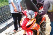 Dicurigai Motor 'Bodong' Ditinggalkan Pemiliknya