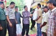 Aceh Timur Lauching Raskin Gratis
