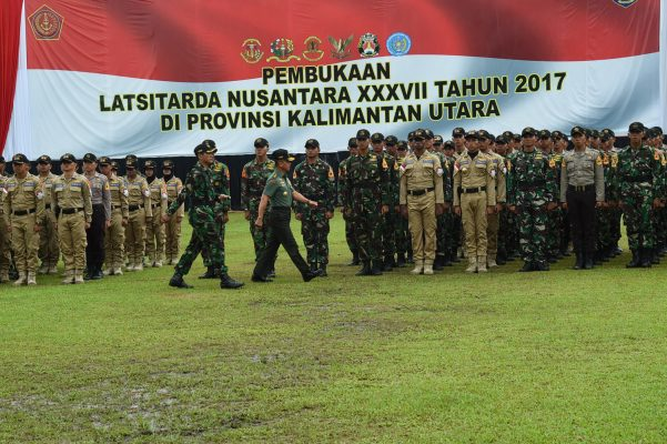 Panglima TNI : Latsitarda Wahana Memperkuat Persatuan dan Kesatuan Bangsa
