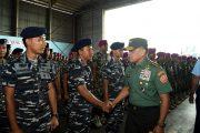 Panglima TNI : Prajurit Harus Selalu Siaga Dalam Menjaga NKRI