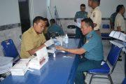 Prajurit dan PNS Lanal Semarang Dibekali Pengetahuan Tentang HIV AID