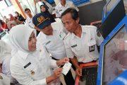 Wawali Palembang Tinjau Stasiun Jelang Mudik Lebaran