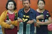 Antisipasi Pekat Bulan Ramadhan, Tiga Penjual Miras Diamankan