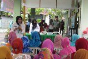 Kodim 0814 Jombang Bantu Pengendalian Pertumbuhan Penduduk