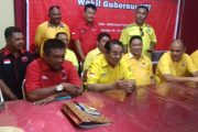Iban Medah : Golkar Siap Koalisi Dengan PDI Perjuangan
