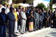Melalui DPRD NTT, GMIT Sampaikan Pernyataan Sikap Kepada Presiden