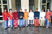 Sambut Ramadhan, Komandan Lanal Semarang Hadiri Upacara Kirab Budaya Dukderan