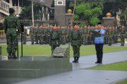Prajurit Kostrad Peringati Hari Kebangkitan Nasional Ke-109 di Markas Kostrad