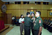 Latihan Fungsi Teknis Tingkatkan SDM Personel Puspen TNI