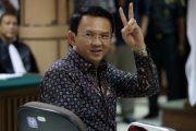 Ahok Dipindahkan ke Tahanan Mako Brimob Kelapa Dua
