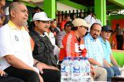 Menjadi  Provinsi  Sepakbola, Empat Syarat Harus Dipenuhi