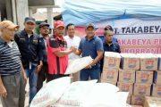 Bantuan Korban Kebakaran Di Bireuen MasihTerus Mengalir