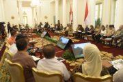 Presiden Jokowi: Berikan Kewenangan TNI Masuk di RUU Anti Terorisme