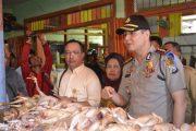 Jelang Ramadhan  Pasar Baru Kota Probolinggo Di Sidak Petugas