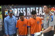 Pembawa Narkotika Ke Lapas Di Ringkus Polisi