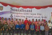 Menteri PP dan PA Kunjungi TNS Maluku Tengah