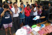 Polrestabes Bubarkan Pesta Homoseks