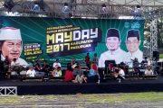 Sambut 'May Day' Pemkab Pasuruan Panggil Ainun Najib