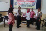 Tim Satgas Saber Pungli Maluku Utara Kunjungan Kapolres Kepulauan Sula.